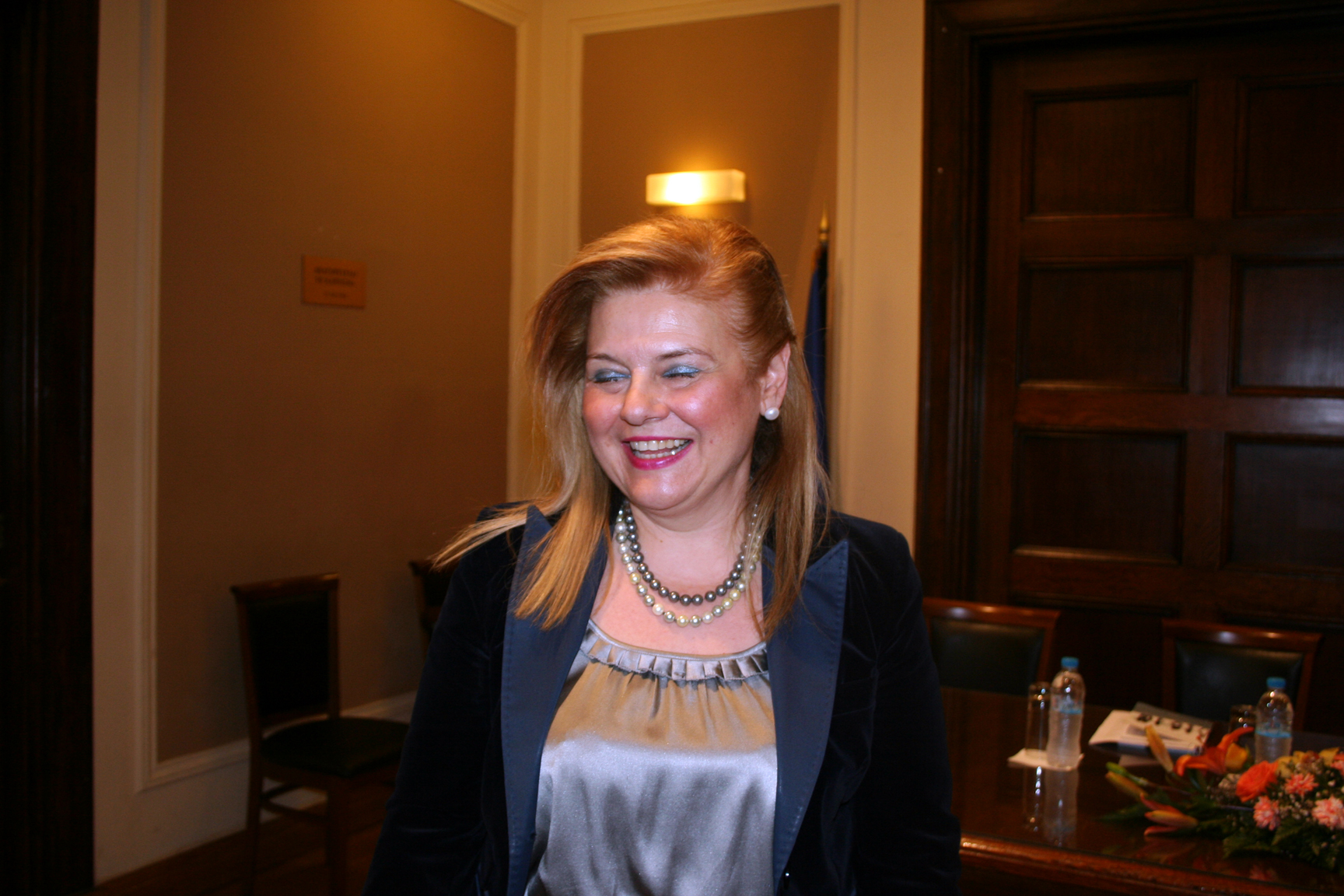 Gallery Παρουσίαση βιβλίου της Βασιλικής Σκορδάκη